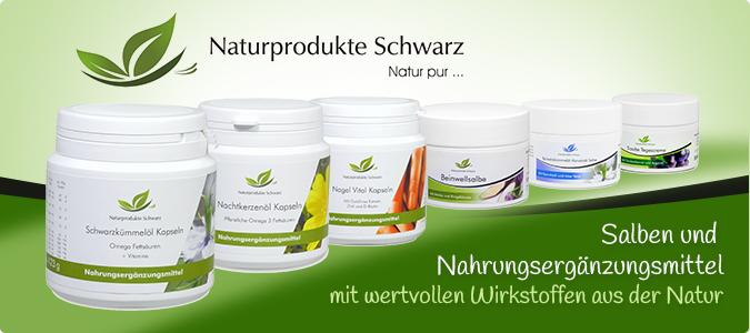 Naturprodukte Schwarz bei Dis4Wellness kaufen