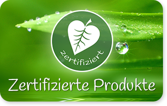 Zertifizierte Produkte