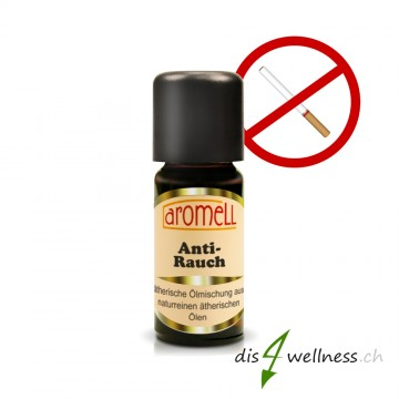 Aromell Ätherische ÖlmischungAnti-Rauch (10 ml) 100% naturrein