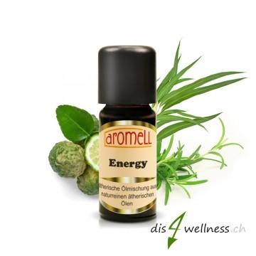 Aromell Ätherische Ölmischung Energy (10 ml) 100% naturrein