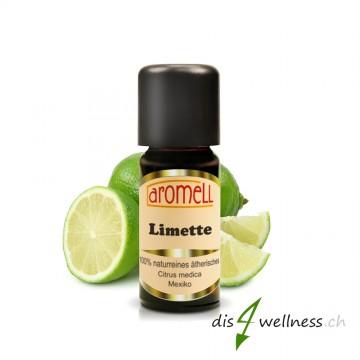 Aromell Ätherisches Limettenöl (10 ml) 100% naturrein