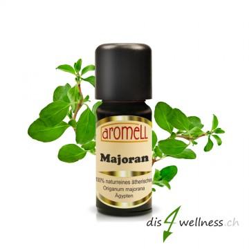 Aromell Ätherisches Majoranöl (10 ml) 100% naturrein