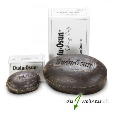 "Schwarze Seife ""Dudu-Osun"" GROSS oder KLEIN"