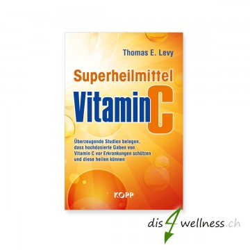 "Buch ""Superheilmittel Vitamin C"" - Thomas E. Levy"