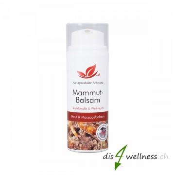 Mammutbalsam - Kräuterbalsam mit Teufelskralle und Weihrauch, 50 ml