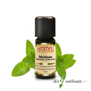 Aromell Ätherisches Melissenöl Indicum