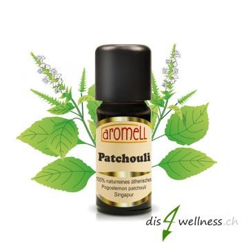 Aromell Ätherisches Patchouli Öl