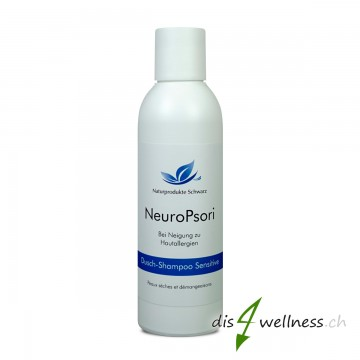 NeuroPsori Duschshampoo sensitive, 150/250 ml
