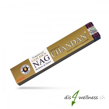 Golden Nag Chandan, Räucherstäbchen