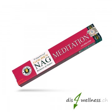 Golden Nag Meditation, Räucherstäbchen