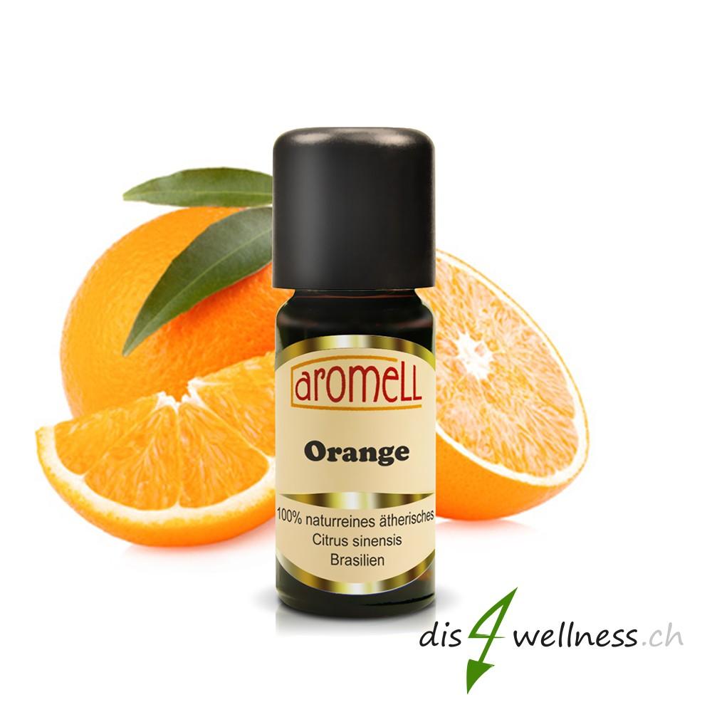 Aromell Ätherisches Orangenöl