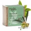 Najel Aleppo-Seife mit 40% Lorbeeröl, 185 g