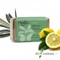 Najel Aleppo Duft-Seife mit Zitrone (rect)