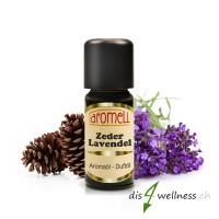 "Aromell Aromaöl - Duftöl ""Zeder-Lavendel"" (10 ml)"