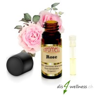 Aromell Ätherisches Rosenöl Rose echt (10ml) 100% naturrein