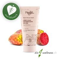 Najel Anti Aging Gesichtscreme, Straffungscreme, zertifiziert, 50 ml