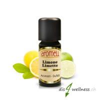 "Aromell Aromaöl - Duftöl ""Limone - Limette"""