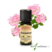 Aromell Ätherisches Geraniumöl
