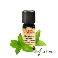 Aromell Ätherisches Krauseminzöl (10 ml) 100% naturrein
