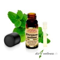 Aromell Echtes Melissenöl (Zitronenmelisse) (1ml) 100% naturrein