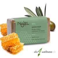 Najel Aleppo Duft-Seife mit Honig