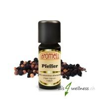 Aromell Ätherisches Pfefferöl Pfeffer (10 ml) 100% naturrein