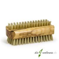 Redecker Olivenholz Handwaschbürste Nagelbürste