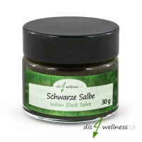 Schwarze Salbe - Indian Black Salve, 30g oder 85g