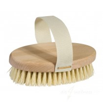 Holz Massagebürste mit Schlaufe, vegan