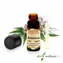 Aromell Ätherisches Baldrianöl (1 ml) Baldrian