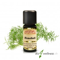 Aromell Ätherisches Fenchelöl (10 ml) 100% naturrein