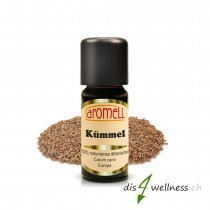 Aromell Ätherisches Kümmelöl (10 ml) 100% naturrein