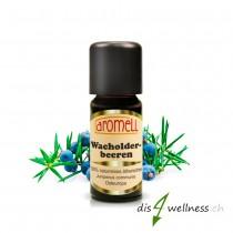 Aromell Ätherisches Wacholderbeerenöl (10 ml) 100% naturrein