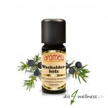 Aromell Wacholderholzöl - 100% naturreines Ätherisches Öl