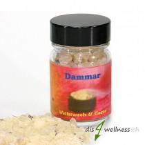 Dammar - Räucherharz von Aromell