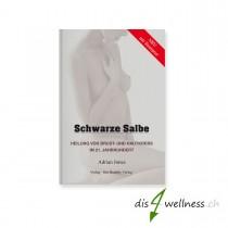 """Buch """"Schwarze Salbe - Heilung von Brust- und Hautkrebs im 21. Jahrhundert """" - Adrian Jones (Jim Humble Verlag)"""
