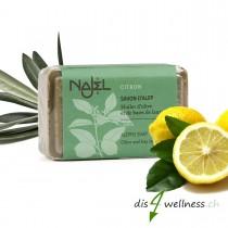 Najel Aleppo Seife mit Zitrone