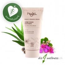 Najel mattierende Gesichtscreme, zertifiziert, 50 ml