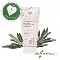 NAJEL Gesichtscreme intensiv, Feuchtigkeitspflege, zertifiziert, 50 ml