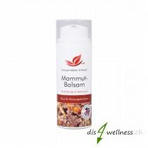 Mammutbalsam von Naturprodukte Schwarz - Kräuterbalsam mit Teufelskralle und Weihrauch, 50 ml