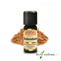 Aromell Ätherisches Zedernholzöl