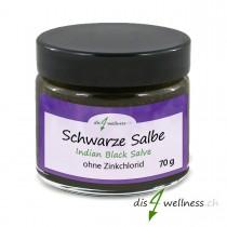 Schwarze Salbe - Indian Black Salve ohne Zinkchlorid