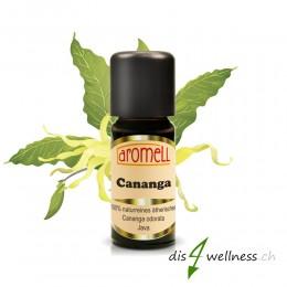 Aromell Ätherisches Canangaöl (10 ml) 100% naturrein