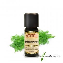 Aromell Ätherisches Dillkrautöl (Anethum graveolens) (10 ml) 100% naturrein