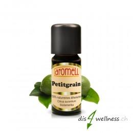Aromell Ätherisches Petitgrainöl (10 ml) 100% naturrein