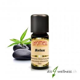 Aromell Ätherische Ölmischung Relax (10 ml) 100% naturrein