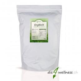 Erythrit Pulver (Zuckerersatz E968) 100% rein