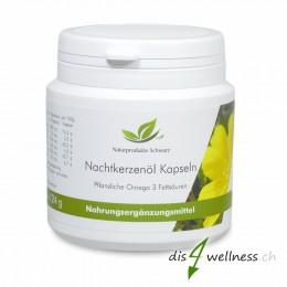 Nachtkerzenöl Kapseln - Für den Stoffwechsel