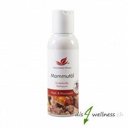 Mammutöl - Kräuteröl mit Teufelskralle und Weihrauch