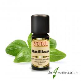 Aromell Ätherisches Basilikumöl